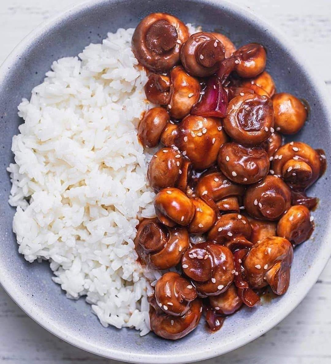 Balsamic Soy Garlic Mushrooms 🍄 So Delicious And Easy To