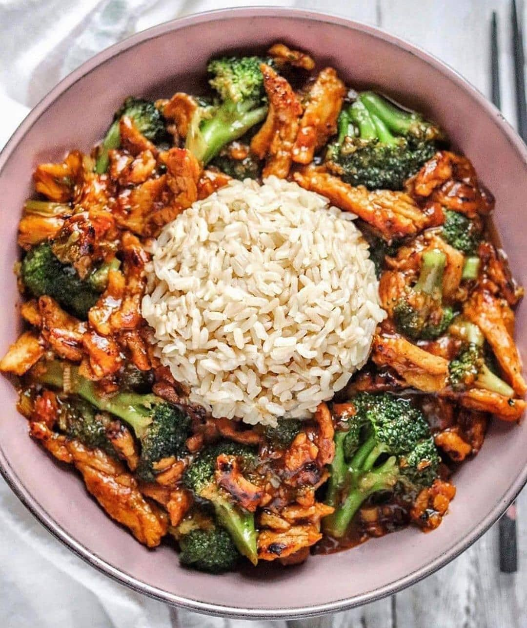 The Most Amazing Sticky Tofu To Please The Whole Family Guar